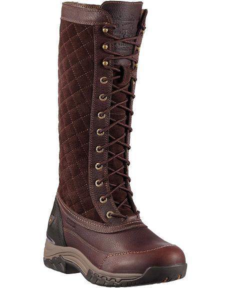 Ariat Jena Waterproof Insulated Riding Boots Sheplers
