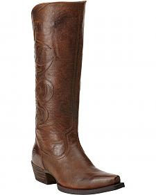 Ariat Lyric Cowgirl Riding Boots - Snip Toe