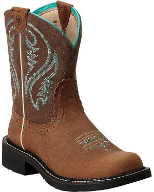 Ariat Fatbaby Heritage Cowgirl Boots
