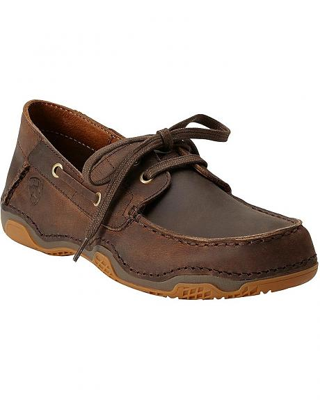 Ariat Caldwell Boat Shoes