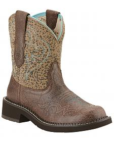 Ariat Fatbaby Heritage Harmony - Round Toe