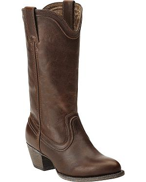 Ariat Womens Bluebell Boots - Medium Toe