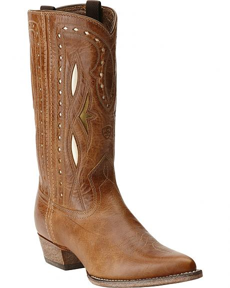 Ariat Starling Boots - Pointed Toe