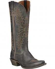 Ariat Revel Cowgirl Boots - Snip Toe