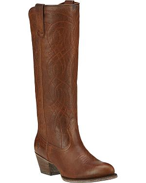 Ariat SingSong Cowgirl Boots - Medium Toe