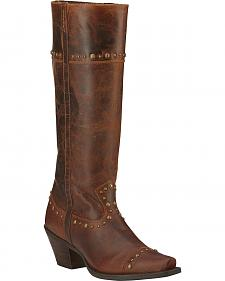 Ariat Marvel Tall Cowgirl Boots - Snip Toe