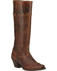 Ariat Marvel Tall Cowgirl Boots - Medium Toe