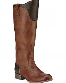 Ariat Women's Paragon Equestrian-Inspired Boots - Round Toe