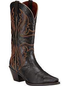 Ariat Women's Heritage Western Boots - Snip Toe