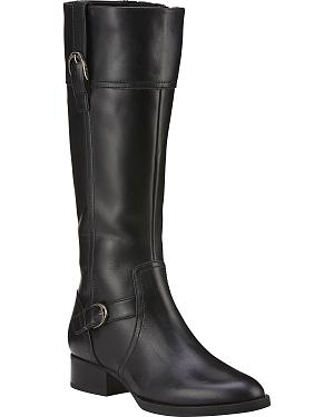 Ariat Womens York Tall Boots - Medium Toe