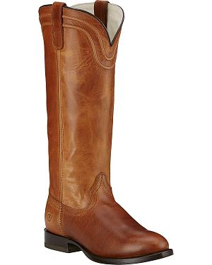 Ariat About Town Womens Tall Boots - Round Toe