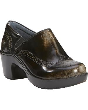Ariat Womens Bradford Clogs