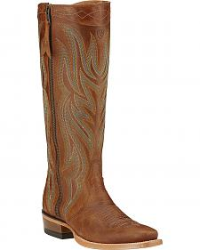 Ariat Lucinda Cowgirl Boots - Square Toe