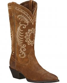 Ariat Magnolia Cowgirl Boots - Round Toe