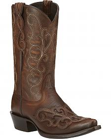 Ariat Rainey Cowgirl Boots - Snip Toe