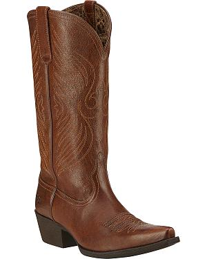 Ariat Round Up Cowgirl Boots - Snip Toe