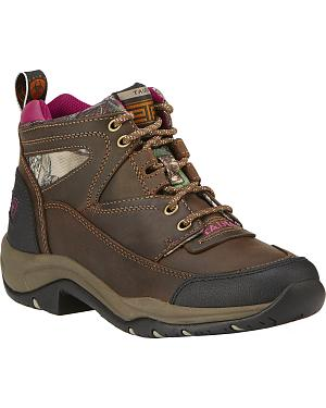 Ariat Terrain Womens Work Boots