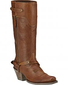 Ariat Wildflower Cowgirl Boots - Square Toe