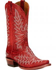 Ariat Brooklyn Cowgirl Boots - Snip Toe