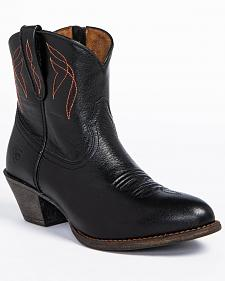 Ariat Women's Darlin Booties - Round Toe
