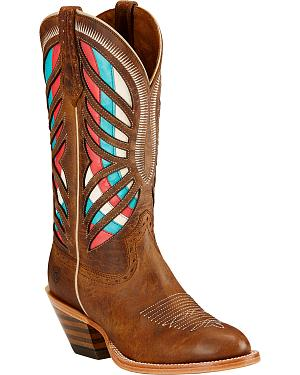 Ariat Gentry Performance Riding Boots - Round Toe