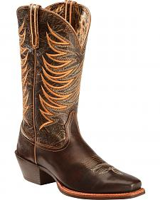 Ariat Legend Legacy Cowgirl Boots - Square Toe