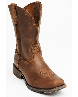 Ariat Rambler Cowgirl Boots - Square Toe