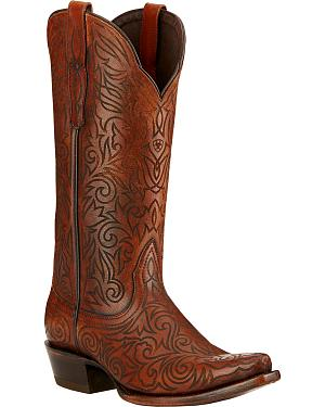 Ariat Sterling Cowgirl Boots - Snip Toe