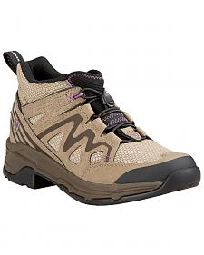 Ariat Women's Maxtrax UL Riding Lace-Up Shoes