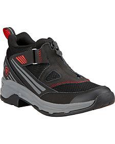 Ariat Women's Maxtrax UL Zip Riding Shoes