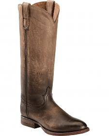 Ariat Ombre Roper Cowgirl Boots - Round Toe