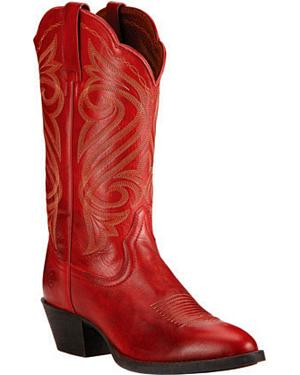 Ariat Round-Up Cowgirl Boots - Round Toe