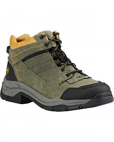 Ariat Men's Olive Terrain Pro Performance Boots