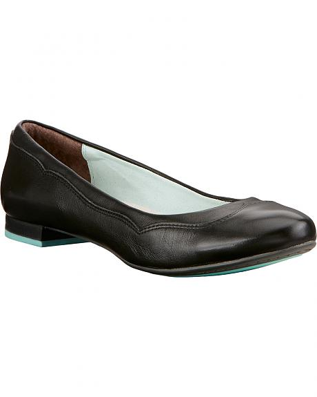 Ariat Women's Audrey Black Flats
