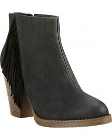 Ariat Women's Black Unbridled Shayla Booties