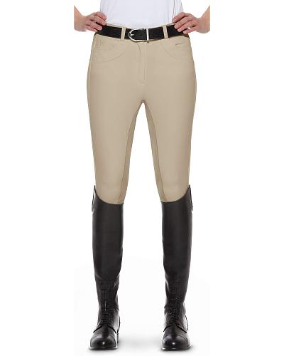 Ariat Olympia Regular Rise Riding Breeches $274.99 AT vintagedancer.com