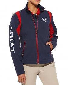 Ariat Women's Team Logo Softshell Jacket