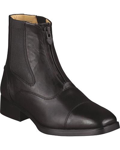Ariat Womens Monaco Zip Riding Boots Western & Country 10003626