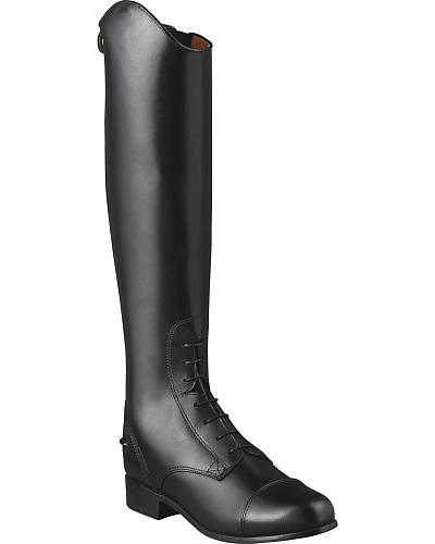 Ariat Kids Heritage Select Field Zip Riding Boots Western & Country 10005952
