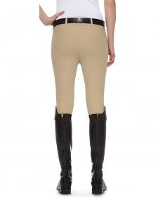 Ariat Women's Heritage Knee Patch Side-Zip Breeches
