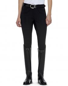 Ariat Women's Olympia Zip-Front Regular Rise Full Seat Breeches