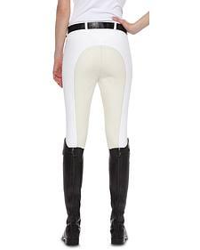 Ariat Women's Olympia Zip-Front Regular Rise Full Seat Breeches