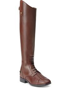 Ariat Women's Challenge Contour Field Zip Riding Boots