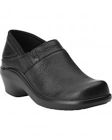Ariat Women's Santa Cruz Leather Clogs