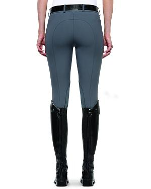 Ariat Olympia Low Rise Front Zip Knee Patch Breeches