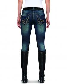 Ariat Women's Denim Breeches
