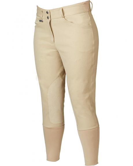 Dublin Everyday Signature Euro Seat Front Zip Breeches