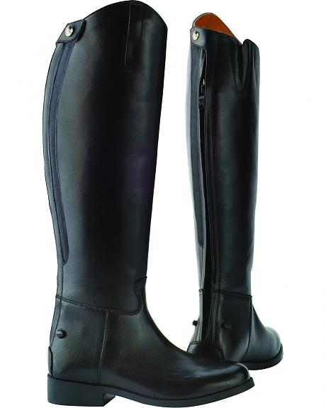 Saxon Women's Equileather Dress Boots