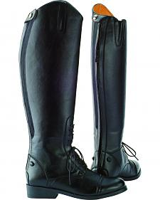 Saxon Women's Equileather Field Boots