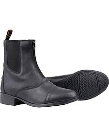 Dublin Women's Elevation Zip Paddock Boots